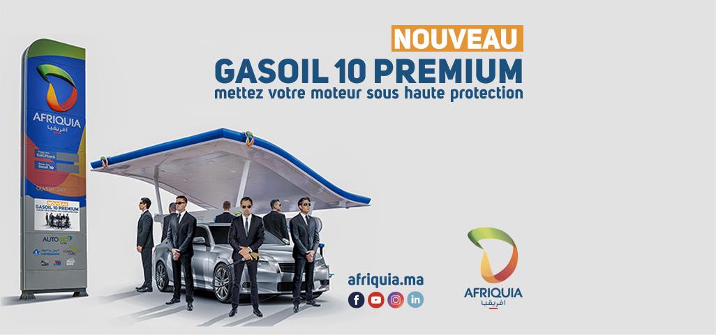 Nouveau, Gasoil 10 Premium, mettez votre moteur sous haute protection